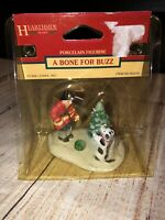 Lemax A Bone For Buzz 1998 Accessory Christmas Village NOS