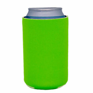 Blank Neoprene Collapsible 12 oz. Can Coolie