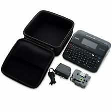 Hard Case Fits Ptouch Label Maker Ptd600 Brother Easy To Use Label Maker Machine