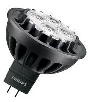20 X Philips Master LED MR16 460 lumens (GU5.3) 7W DIMMABLE 4000K RETROFIT 36D