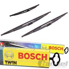 BOSCH TWIN 500 VO + HECKWISCHER H500 FORD ESCORT VI SCORPPIO I  SIERRA PROBE II
