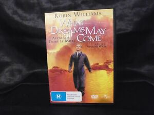 What Dreams May Come DVD - ROBIN WILLIAMS - PRE-OWNED CONDITION - R 2 & 4.