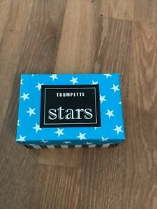 NEW Trumpette Socks, Star Design, 6 pairs, For 0-12 months
