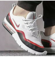 Nike Men's Air Max Sequent 4.5 SE  Trainers UK 10 EUR 45 US 11 White Red