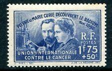 france Pierre et Marie Curie N° 402 en luxe** sans charnière cote: 27€