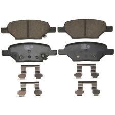 Disc Brake Pad Set Rear Federated D1033A