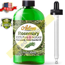 Aceite Esencial De Romero 100% Puro Natural De Grado Terapéutico 30ml