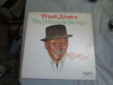 Frank Sinatra - The Midnight Strings 33 Rpm Record Vinyl Lp