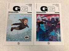 Generation Gone #2 and #3  -Comic Book Lot- CHECK MY OTHER ITEMS