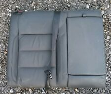 VW Volkswagen Golf Mk6 GTI REAR LEATHER DRIVER RIGHT SEAT Upper UPRIGHT MIDDLE