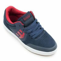 ETNIES SHOES KIDS MARANA BLUE / RED / WHITE  AUSTRALIAN SELLER FREE POSTAGE