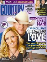 Country Weekly Magazine August 25 2008 Alan Jackson Keith Anderson Jason Aldean