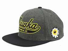 MISHKA X STARTER CYRILLIC SCRIPT SNAPBACK HEATHER KEEP WATCH SUPREME IMPORTED