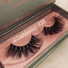 ❤️✨ ( MYKONOS ) MINK Lashes Siberian Eyelashes 3D Makeup Fur New ❤️✨ US SELLER