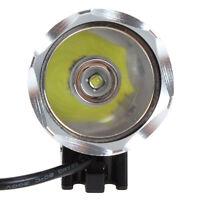 2000Lumen CREE XM-L T6 LED HeadLight Headlamp Bicycle Bike Light Head Lamp