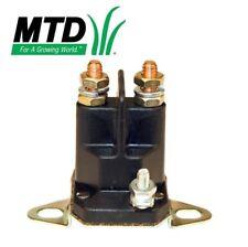Magnetschalter Batterieschalter Startrelais MTD Briggs&Stratton Rasentraktor
