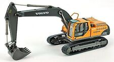 Volvo EC240BLC Tracked Excavator 1/87th Scale/HO Gauge Yellow/Grey New Boxed T48