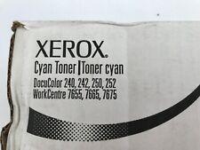 Tóner cian original sin abrir 006R01452 Xerox