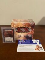 Monarch 1st Edition Booster Box Flesh And Blood TCG At home Release Kit IN HAND!