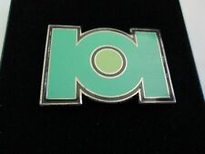 1998 DC Comics Green Lantern Logo Pin in Case