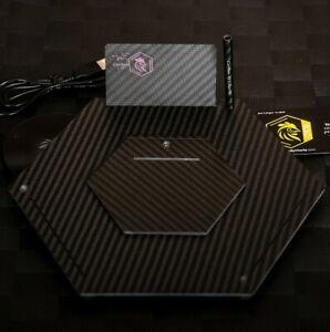Carbon By Charlie Bundle Carbon Fiber Plates Heater Card & Straw Best Price AU