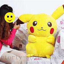 Big Pikachu Plush Toys Giant Cute Pokemon Go Stuffed Animal Doll Favor Gift 85CM
