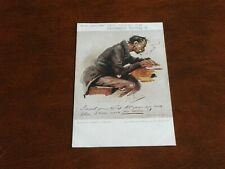 ORIGINAL TUCK CELEBRATED POSTER ADVERTISING POSTCARD - PEAR'S SOAP, H. FURNISS.