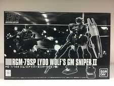 Premium Bandai 0211629 Hg 1/144 Rgm-79Sp Lydo Wolf's Gm Sniper Ii One Year War