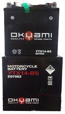 Bateria moto  ytx14-bs para bmw f 800 gs f800gs  2008-2013