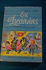 Os Lusiades Luis de Camoes 15 edicao Edicoes Melhoramentos 1964