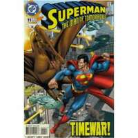 Superman: The Man of Tomorrow #11 in Near Mint + condition. DC comics [*ft]