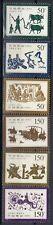 Briefmarken China - Volksrepublik 2996-3001 postfrisch, Feldz. Han-Dynastie