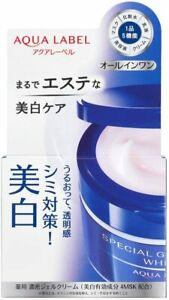 AQUALABEL Special Gel Cream A White All-in-One Body 3Pack Made in Japan