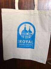 Old Royal Naval College Greenwich cotton TOTE BAG NEW