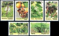 LAOS N°1752/1757**, Fleurs, plantes médicinales, 2010, Medicinal Plants MNH