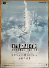 Final Fantasy Revenant Wings RARE NDS 51.5 cm x 73 Japanese Promo Poster #1