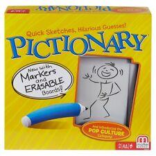 Mattel Pictionary Board Game - DKD49
