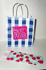 "BATH & BODY WORKS""Love Is So Sweet""Shea Infused Lollipop Print Lounge Socks NWT"