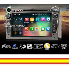 Radio navegador Android 8 Octacore 4GB RAM DVD GPS Bluetooth USB MP3 para Opel