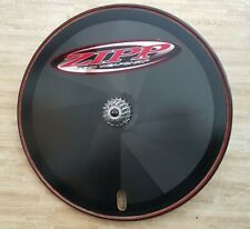 Zipp 909 Tubular Disc Wheel set 650c tufo tires Raced/used only 3 times!!