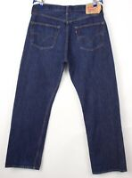Levi's Strauss & Co Hommes 501 Jeans Jambe Droite Taille W38 L32 BCZ985