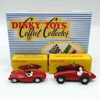 Coffret FERRARI - MASERATI des années 50 - ref CF 01 au 1/43 de dinky toys atlas
