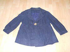 Topshop Blue Jacket Size 8