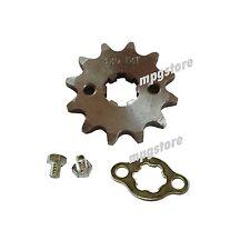 420 14 Tooth Engine Sprocket and Plate for 20mm Shaft ATV Pit Dirt Bike Gokart