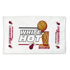 "2013 Miami Heat NBA Back To Back Champions Championship Towel 28""x42"""