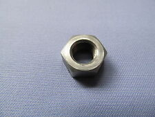 """06-7589S NORTON TRIUMPH BSA VELOCETTE 5/16"""" CEI CYCLE BSCY 26tpi NUT STAINLESS"""