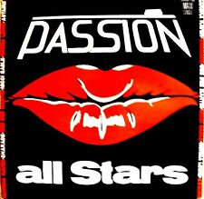 "12"" - Passion All Stars - The Passion Medley (Hi NRG)"
