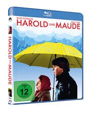 Blu-ray *  HAROLD UND MAUDE - Ruth Gordon - Bud Cort  # NEU OVP +