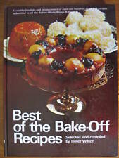 BEST OF THE BAKE-OFF RECIPES from Prizewinners hc