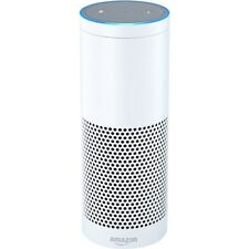 Amazon Echo White Bluetooth WiFi Home Hands Free Speaker Alexa Voice Control